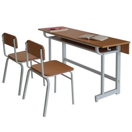 Kết hợp bàn ghế học sinh THPT BHS102A+GHS102A
