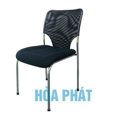 Ghế chân tĩnh lưng lưới GL405 nghiêm túc cho phòng họp