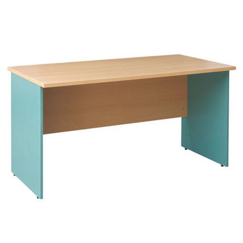 bàn làm việc vàng xanh 1m6 SV160