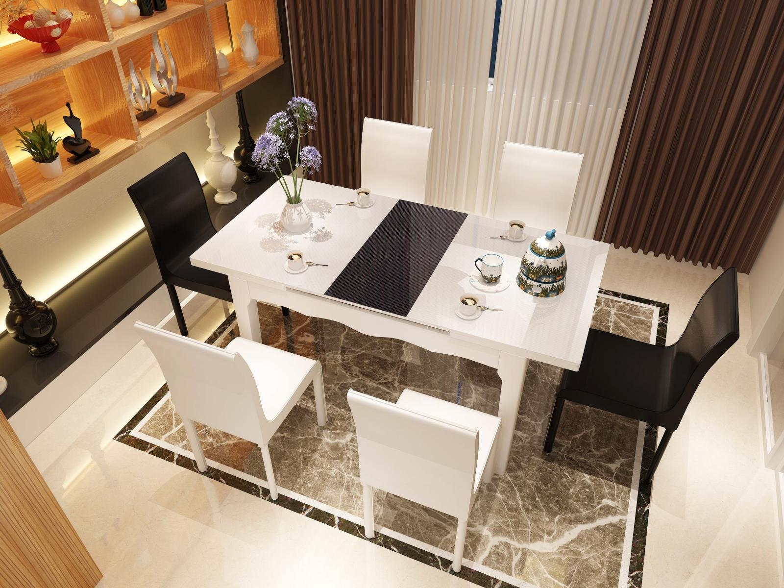 Bộ bàn ăn hiện đại
