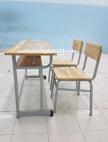 Những mẫu bàn ghế học sinh trường học được ưa chuộng nhất hiện nay