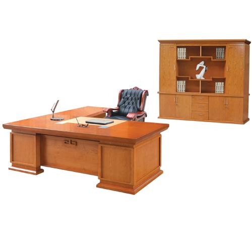 Bộ bàn tủ lãnh đạo DT2411VM6 + DC2448VM6